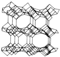 Crystal Structure of Clinoptilolite